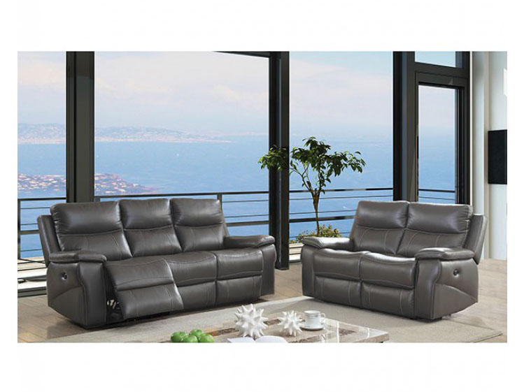 lila gray sofa shop for affordable home furniture decor outdoors and more. Black Bedroom Furniture Sets. Home Design Ideas
