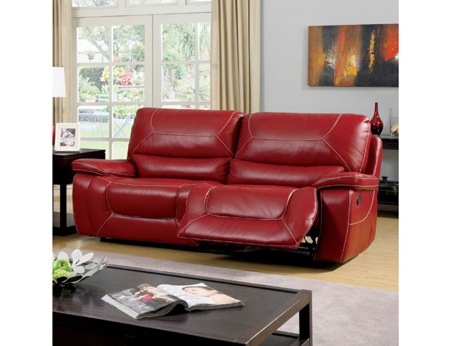 Newburg Red Sofa Set - Shop for Affordable Home Furniture, Decor ...