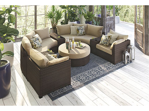 Spring Ridge Sectional Shop For Affordable Home