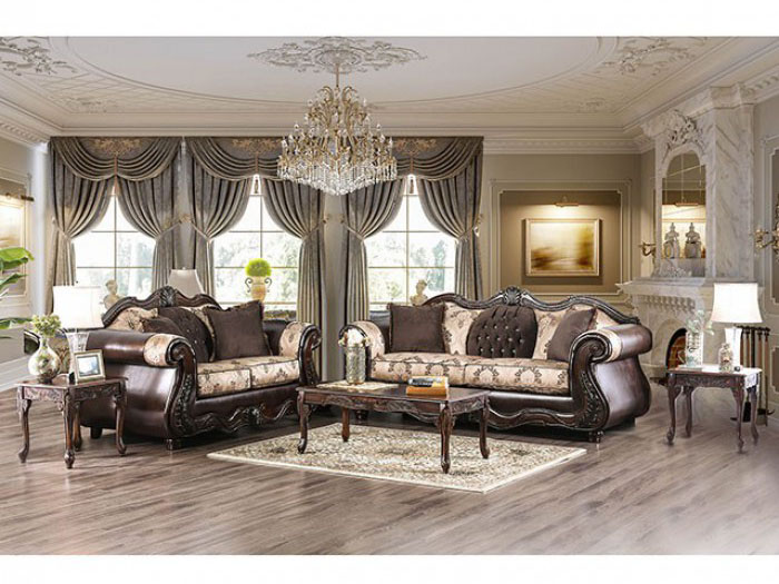 Talitha Brown Sofa Set - Shop for Affordable Home Furniture, Decor ...