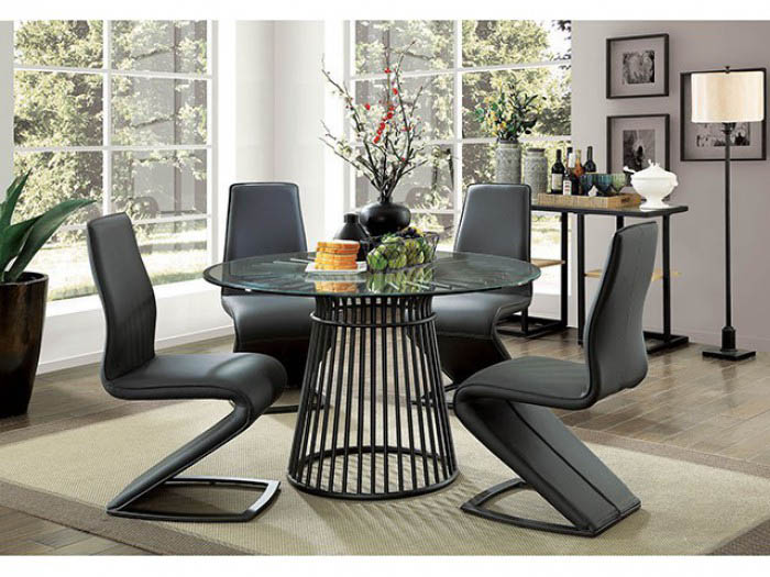 Dowdale Round Dining Set