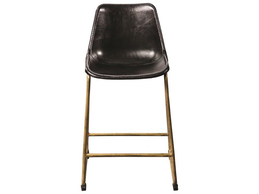 2pcs Black Counter Height Stool Shop For Affordable Home