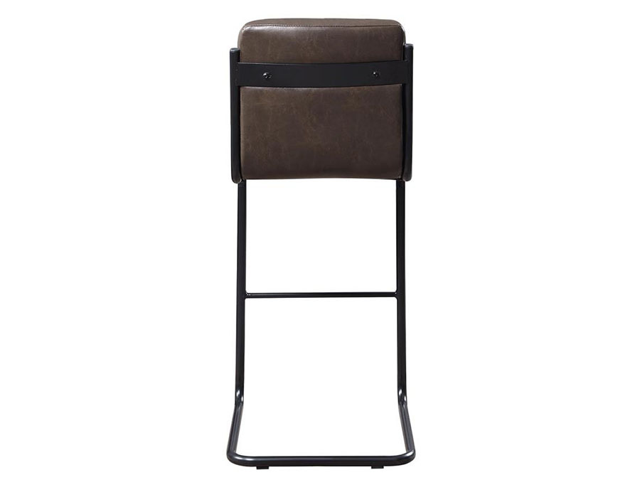 2pcs Reddish Brown Bar Stool Shop For Affordable Home