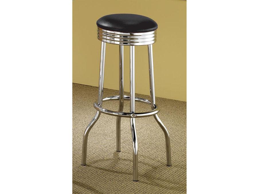 2pcs Black Bar Stool Shop For Affordable Home Furniture