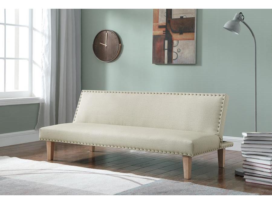 Terrific Light Beige Sofa Bed Download Free Architecture Designs Ogrambritishbridgeorg