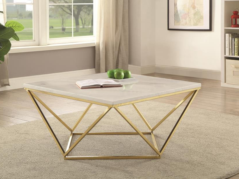 Faux Marble Coffee Table Shop For Affordable Home Furniture Decor - Affordable marble coffee table