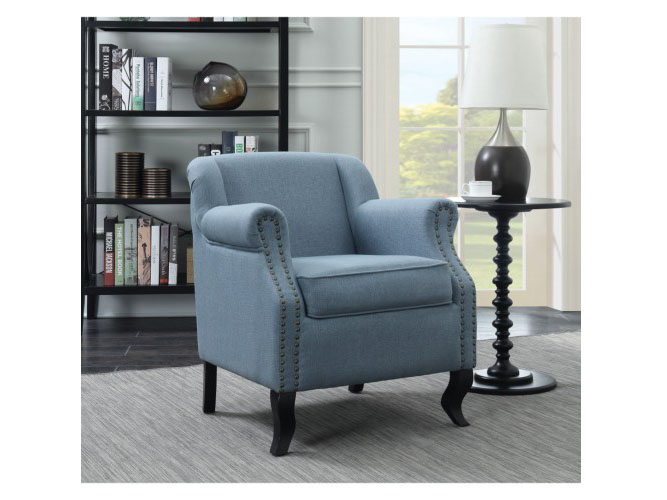 Accent Chair Wnailhead Trim Shop For Affordable Home Furniture