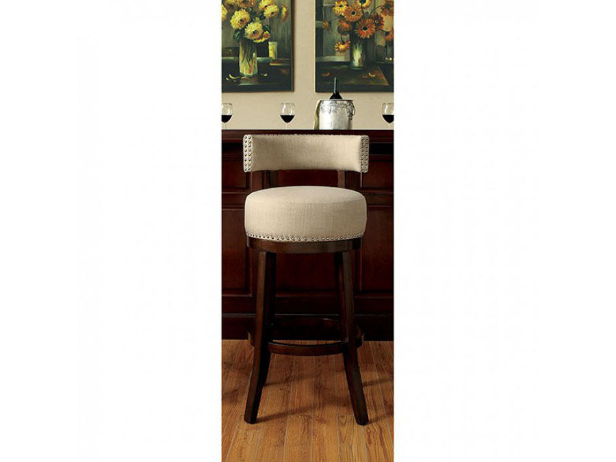Lynsey Beige 29 Quot Bar Stool Shop For Affordable Home