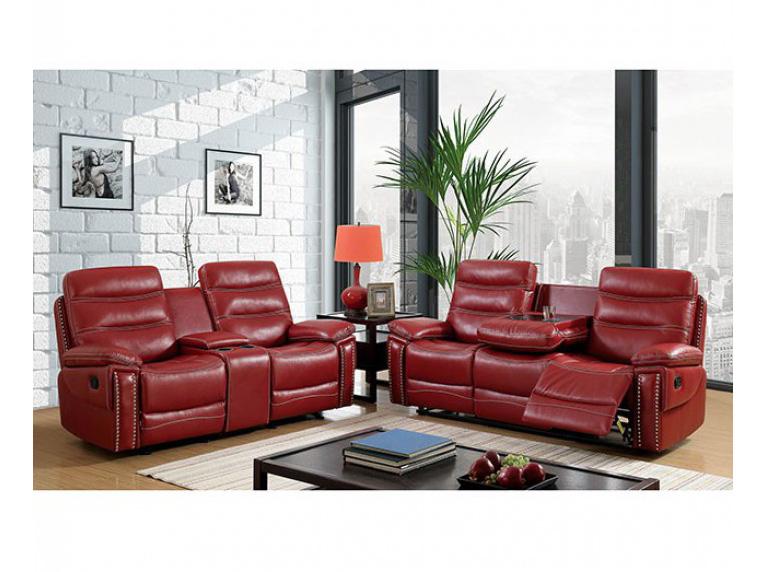 Cavan Red Sofa Set - Shop for Affordable Home Furniture, Decor ...