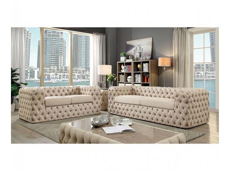 Gia Beige Sofa Set Shop For Affordable Home Furniture Decor