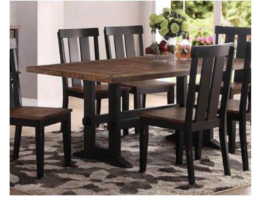 15c557b887db7 Dining Table In Dark Brown - Shop for Affordable Home Furniture ...