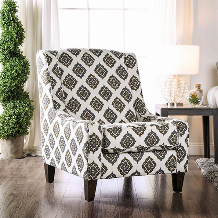 Reyna Transitional Accent Chair