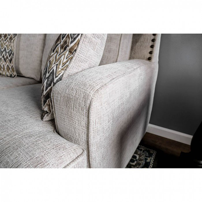 corner contemporary wedge ip tufted like sofa loveseat ivory linen sectionals sectional fabric gorgeous