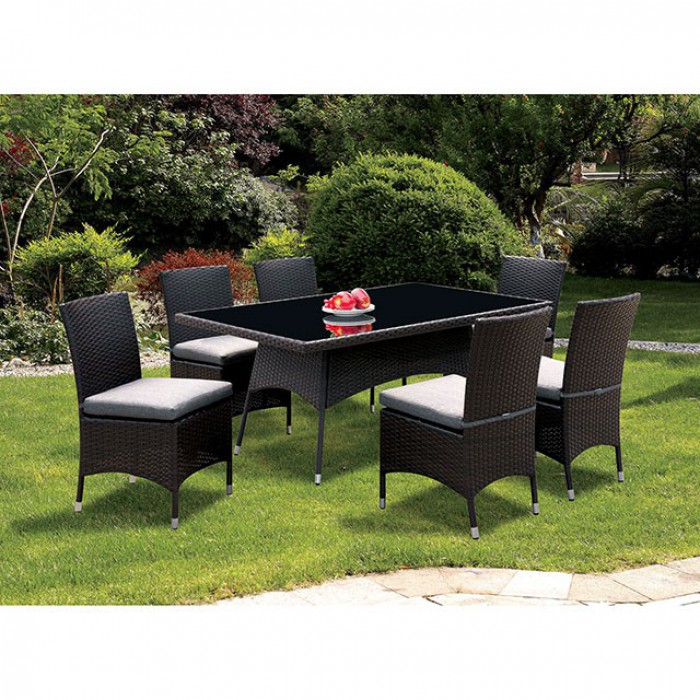 in pool furniture comidore patio dining table shop for affordable home 1824