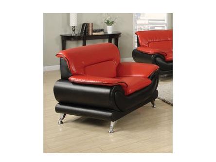 Orel Black Red Sofa Set - Shop for Affordable Home Furniture, Decor ...