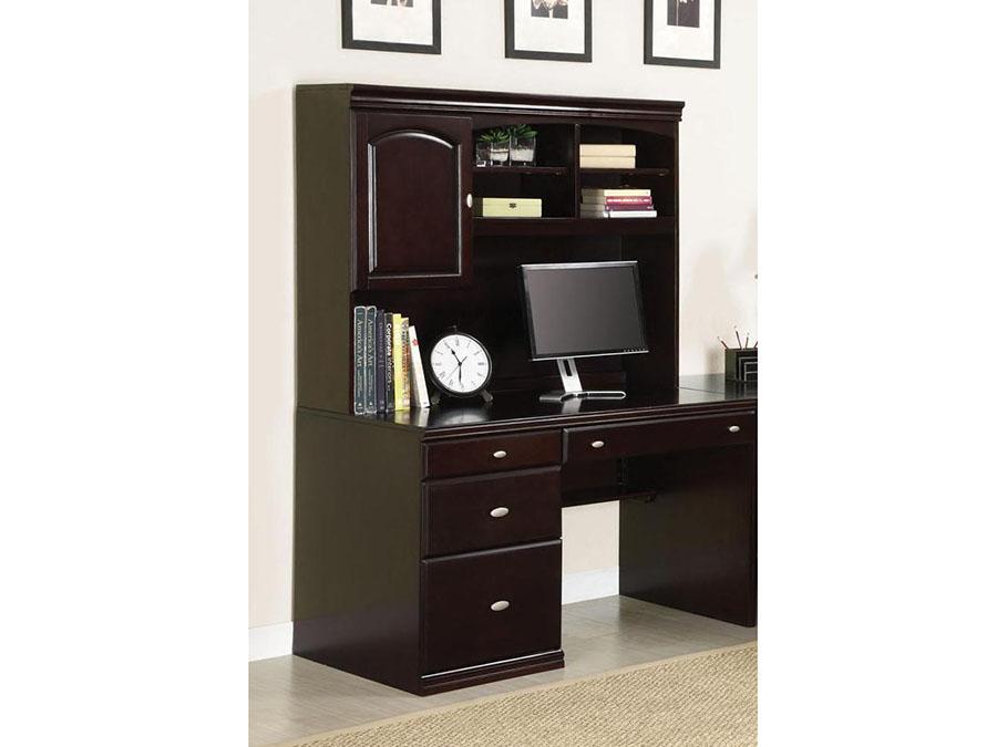 Office Desk In Espresso