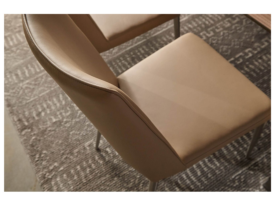 Fulton Brown Dining Chair Set Of 2 Shop For Affordable