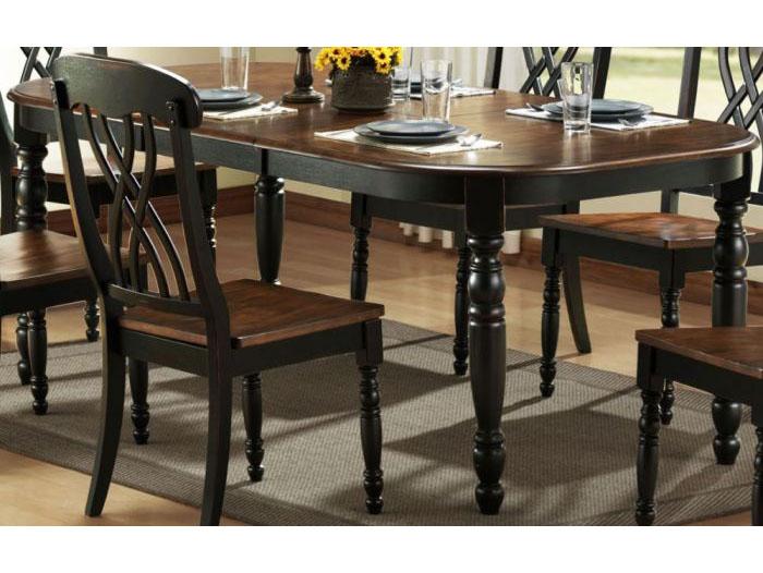 Ohana Dining Table In Black