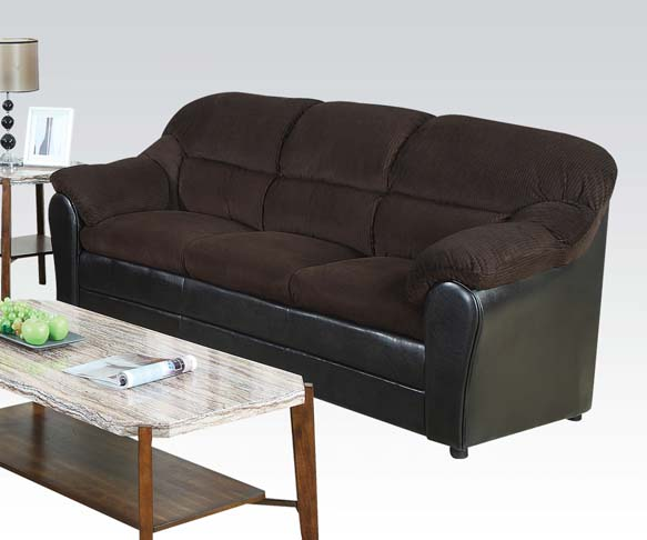 Connell Chocolate Sofa