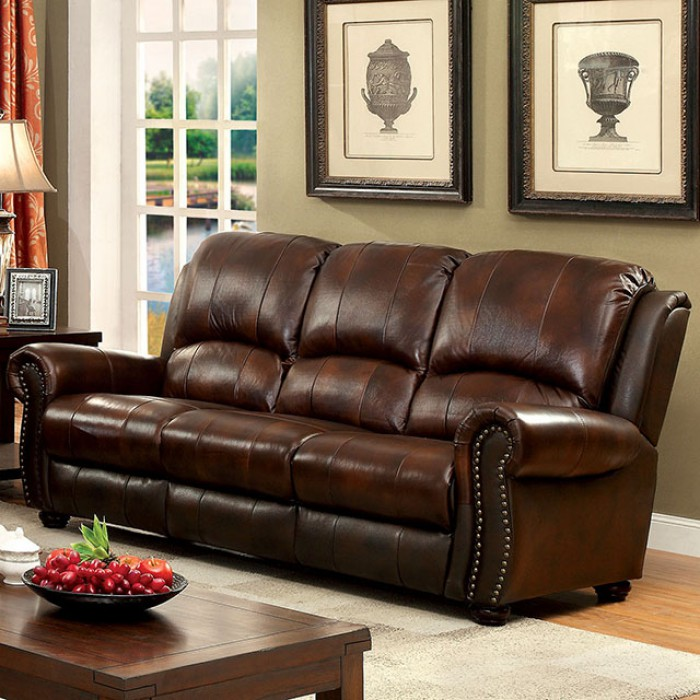 Turton Brown Sofa - Shop for Affordable Home Furniture, Decor ...