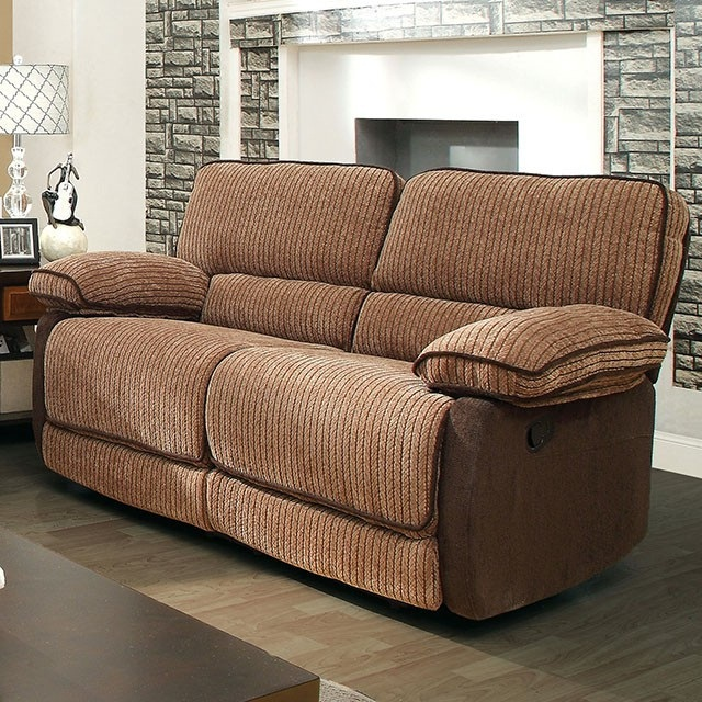 hazlet brown dark brown sofa set - Dark Brown Couch