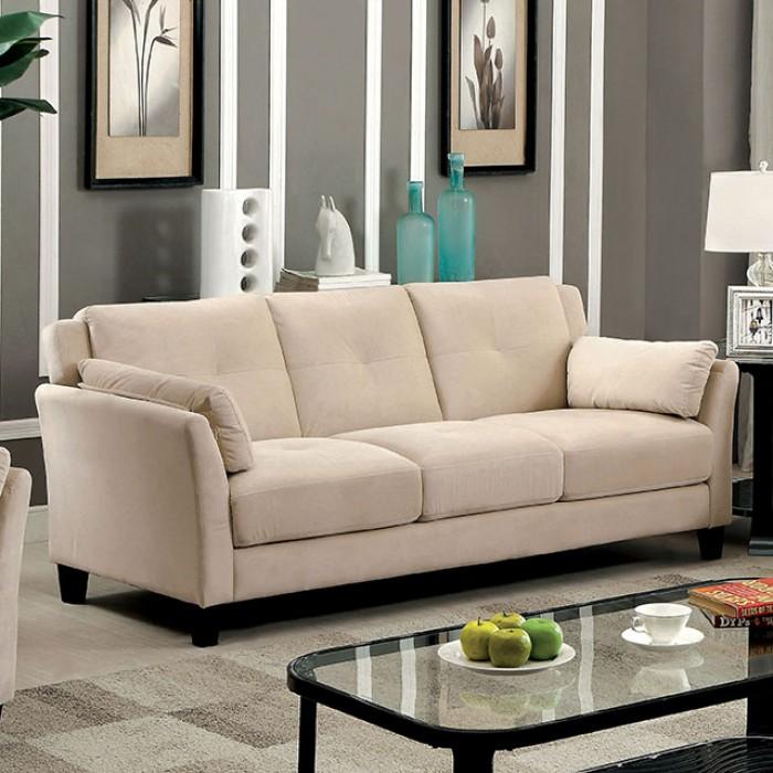 Ysabel Beige Sofa