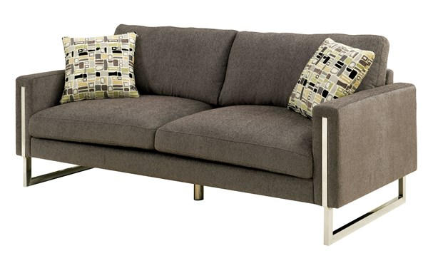 Ramsey Chenille Fabric Sofa Couch