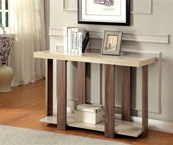Lakoti Ii Light Oak Sofa Table