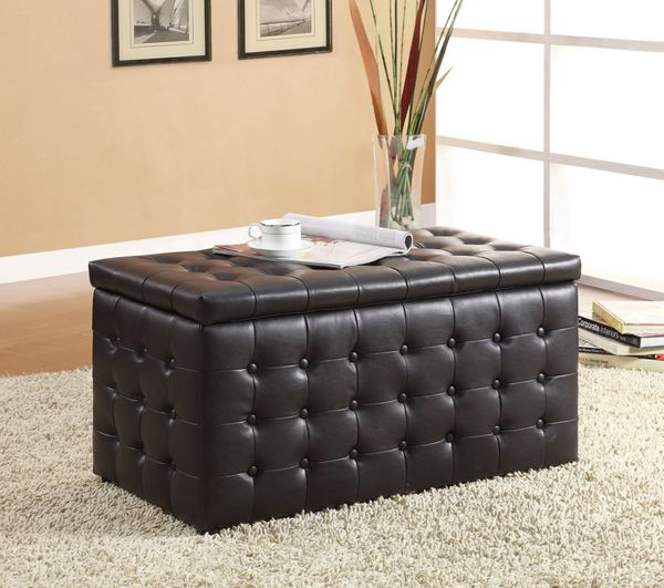 Storage bench shop for affordable home furniture decor for Chaise bench storage