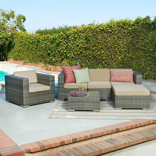 4pcs Patio Set Shop For Affordable Home Furniture Decor Outdoors