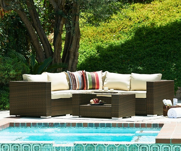 4 Pieces Outdoor Set Shop For Affordable Home Furniture Decor