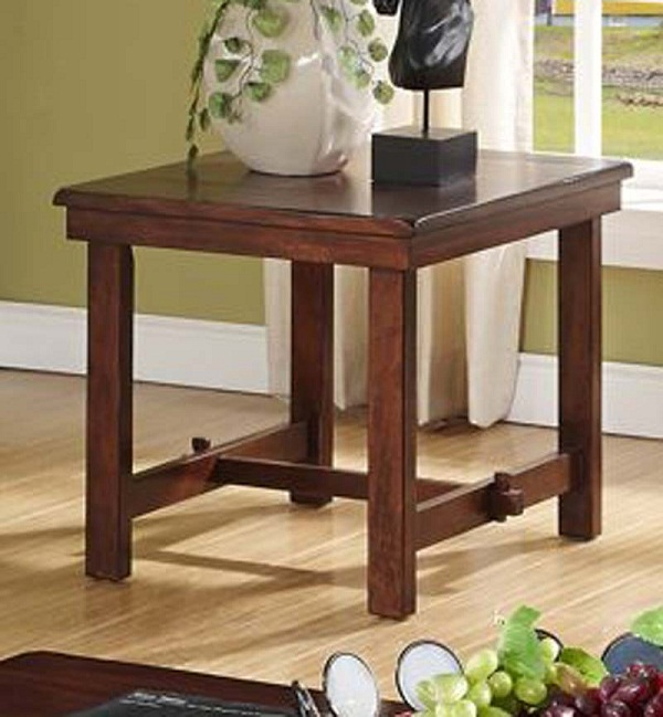 Bon Madera End Table