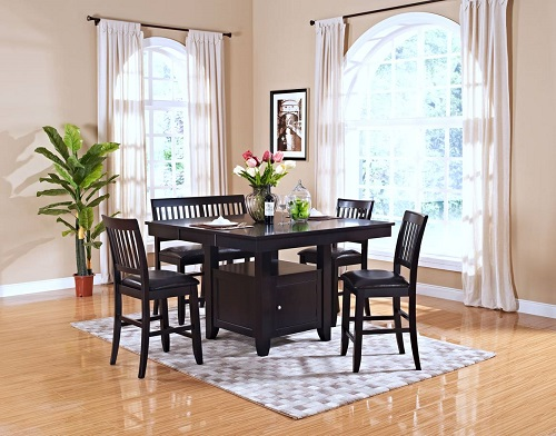 Kaylee Counter Height Dining Set : 45 102 10 from www.muuduufurniture.com size 500 x 392 jpeg 82kB