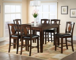 Superb Napa Counter Height Dining Set Shop For Affordable Home Caraccident5 Cool Chair Designs And Ideas Caraccident5Info