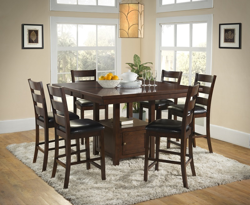 Walnut Creek Counter Height Dining Set
