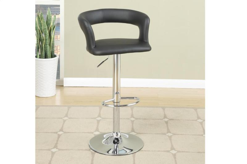 2pcs Black Barstool Shop For Affordable Home Furniture