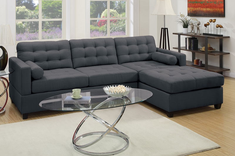 2pcs Sectional Sofa Shop For Affordable Home Furniture Decor