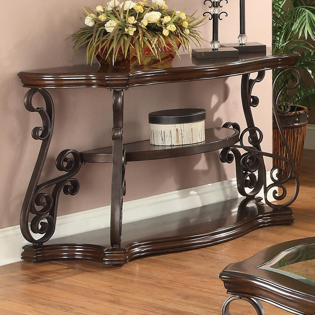 Dark Brown Sofa Table - Shop for Affordable Home Furniture, Decor ...