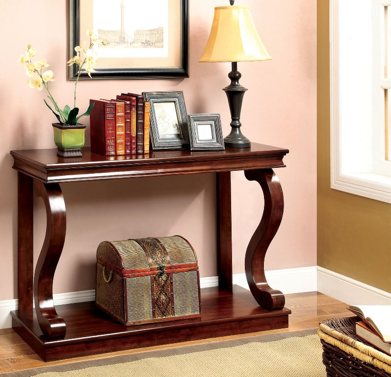 Geelong Cherry Console Table