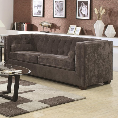 Chenille Sofa Set In Charcoal Shop For Affordable Home Furniture