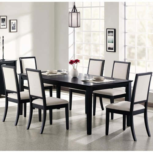 ee6b40de224cc Black Dining Table Set - Shop for Affordable Home Furniture