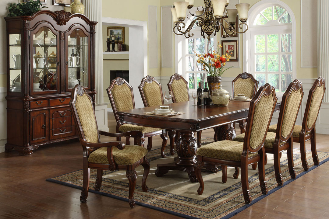 Napa Valley Cherry Dining Set Shop For Affordable Home