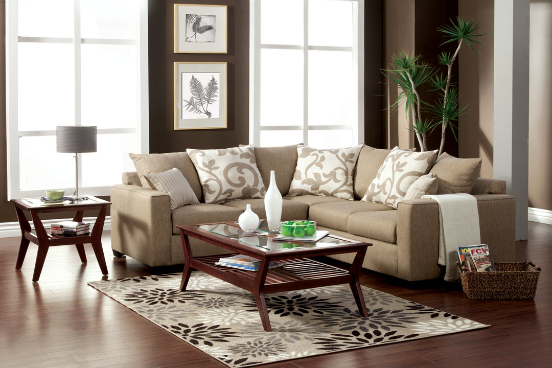 Cranbrook Beige Sectional